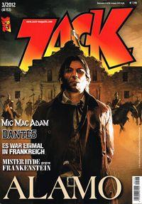 Hier klicken, um das Cover von Zack Magazin 153 zu vergrößern