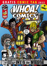 Hier klicken, um das Cover von Whoa! Comics zu vergrößern