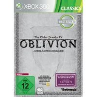 Hier klicken, um das Cover von The Elder Scrolls IV: Oblivion - Jubilae~umsausgabe [Xbox 360] zu vergrößern