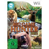 Hier klicken, um das Cover von Cabela's Big Game Hunter 2012 [Wii] zu vergrößern