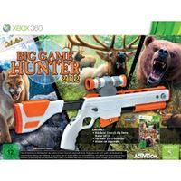 Hier klicken, um das Cover von Cabela's Big Game Hunter 2012 - Bundle (inkl. Top Shot Elite Gun Controller) [Xbox 360] zu vergrößern