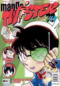 Hier klicken, um das Cover von Manga Twister 27 zu vergrößern
