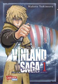 Hier klicken, um das Cover von Vinland Saga 1 zu vergrößern