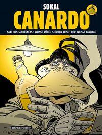 Hier klicken, um das Cover von Ein Fall fue~r Inspektor Canardo  Sammelband 2 zu vergrößern