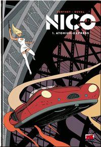 Hier klicken, um das Cover von Nico 1: Atomium Express  zu vergrößern