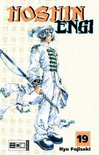 Hier klicken, um das Cover von Hoshin Engi 19 zu vergrößern