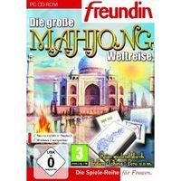 Hier klicken, um das Cover von Die gross~e Mahjong-Weltreise [PC] zu vergrößern