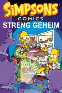 Hier klicken, um das Cover von Simpsons Comics Sonderband 21 zu vergrößern