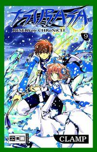 Hier klicken, um das Cover von Tsubasa 9 zu vergrößern