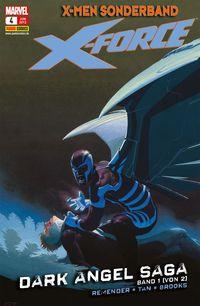 Hier klicken, um das Cover von X-Men Sonderband: Die neue X-Force 4 zu vergrößern