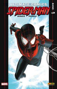 Hier klicken, um das Cover von Ultimate Comics: Spider-Man 1 zu vergrößern