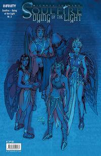 Hier klicken, um das Cover von Soulfire - Dying Of The Light 3 zu vergrößern