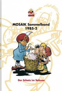 Hier klicken, um das Cover von Mosaik Sammelband 29: 1985-2 zu vergrößern