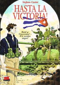Hier klicken, um das Cover von Hasta La Victoria 4: Venceremos � Wir werden siegen!  zu vergrößern