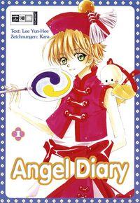 Hier klicken, um das Cover von Angel Diary 1 zu vergrößern