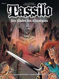 Hier klicken, um das Cover von Tassilo 14: Die Stufen der Eliandysse  zu vergrößern