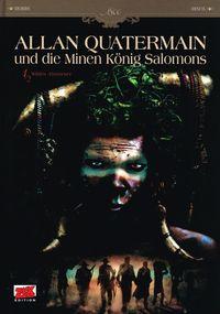 Hier klicken, um das Cover von Allan Quatermain und die Minen Koe~nig Salomons 1: Wildes Abenteuer  zu vergrößern