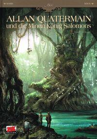 Hier klicken, um das Cover von Allan Quatermain und die Minen Koe~nig Salomons 2: Feindliches Gebiet zu vergrößern