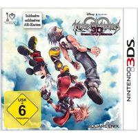 Hier klicken, um das Cover von Kingdom Hearts 3D: Dream Drop Distance [3DS] zu vergrößern