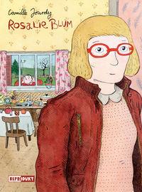 Hier klicken, um das Cover von Rosalie Blum  zu vergrößern
