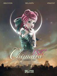 Hier klicken, um das Cover von Chimaira 1887 1: Die purpurrote Perle zu vergrößern