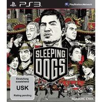 Hier klicken, um das Cover von Sleeping Dogs [PS3] zu vergrößern