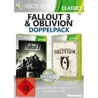 Hier klicken, um das Cover von Fallout 3 & Oblivion - Doppelpack [Xbox 360] zu vergrößern