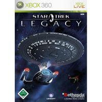 Hier klicken, um das Cover von Star Trek: Legacy zu vergrößern