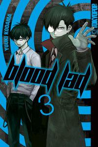 Hier klicken, um das Cover von Blood Lad 3 zu vergrößern