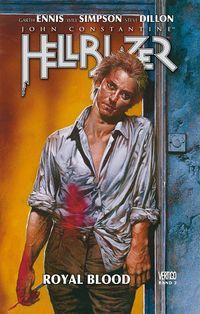 Hier klicken, um das Cover von Hellblazer: Garth Ennis Collection 2 zu vergrößern