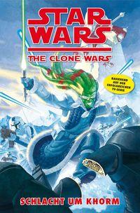 Hier klicken, um das Cover von Star Wars The Clone Wars: Schlacht um Khorm zu vergrößern