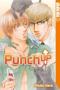 Hier klicken, um das Cover von Punch up 2 zu vergrößern