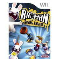 Hier klicken, um das Cover von Rayman 4: Raving Rabbids zu vergrößern