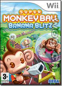 Hier klicken, um das Cover von Super Monkey Ball: Banana Blitz zu vergrößern