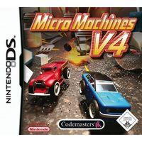 Hier klicken, um das Cover von Micro Machines v4 zu vergrößern