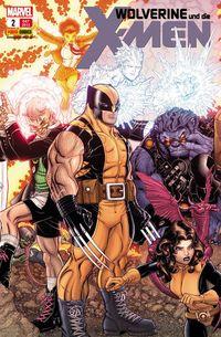 Hier klicken, um das Cover von Wolverine & die X-Men 2 zu vergrößern