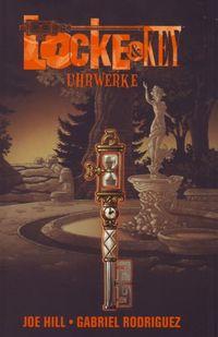 Hier klicken, um das Cover von Locke & Key 5: Uhrwerke zu vergrößern