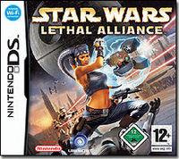 Hier klicken, um das Cover von Star Wars: Lethal Alliance zu vergrößern