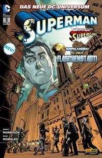 Hier klicken, um das Cover von Superman 5 zu vergrößern