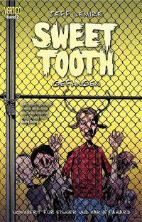 Hier klicken, um das Cover von Sweet Tooth 2: Gefangen zu vergrößern