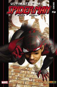 Hier klicken, um das Cover von Ultimate Comics: Spider-Man 2 zu vergrößern