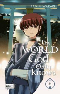 Hier klicken, um das Cover von The World God only knows 6 zu vergrößern