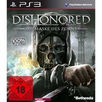 Hier klicken, um das Cover von Dishonored: Die Maske des Zorns [PS3] zu vergrößern