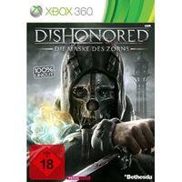 Hier klicken, um das Cover von Dishonored: Die Maske des Zorns [Xbox 360] zu vergrößern