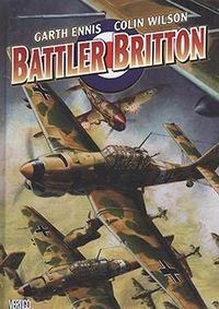 Hier klicken, um das Cover von Battler Britton zu vergrößern