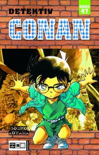 Hier klicken, um das Cover von Detektiv Conan 47 zu vergrößern