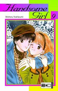 Hier klicken, um das Cover von Handsome Girl 9 zu vergrößern