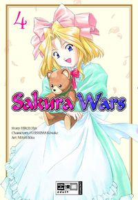 Hier klicken, um das Cover von Sakura Wars 4 zu vergrößern
