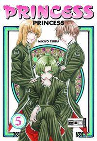 Hier klicken, um das Cover von Princess Princess 5 zu vergrößern