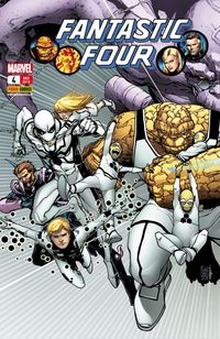 Hier klicken, um das Cover von FF - Fantastic Four 4 zu vergrößern